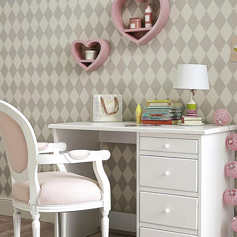 Más de 15 ideas para alegrar las paredes de un dormitorio infantil
