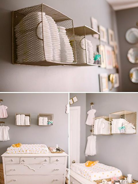 Room, Interior design, Wall, Drawer, Shelving, Chest of drawers, Interior design, Linens, Home accessories, Grey,