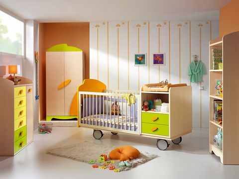 Product, Room, Interior design, Nursery, Baby Products, Baby toys, Infant bed, Shelf, Shelving, Bed frame,