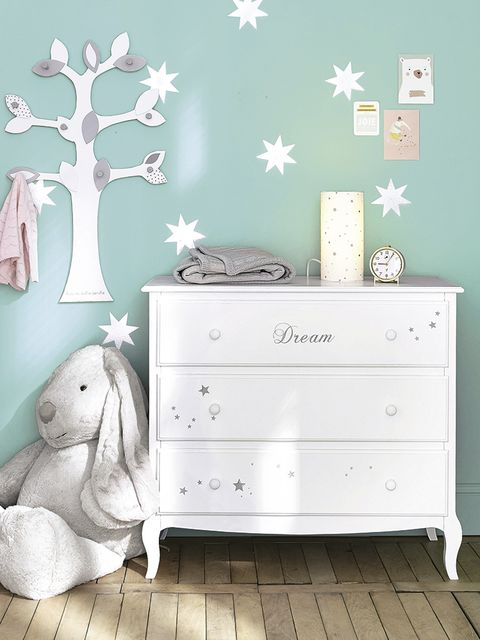 Wood, Blue, Room, Green, Drawer, White, Interior design, Wall, Furniture, Teal,