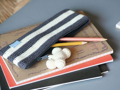 Pencil case, Linens, Rectangle, Coin purse,