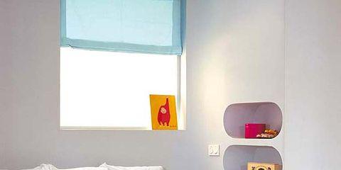 Product, Room, Interior design, Textile, Toy, Wall, Furniture, Bedding, Orange, Interior design,