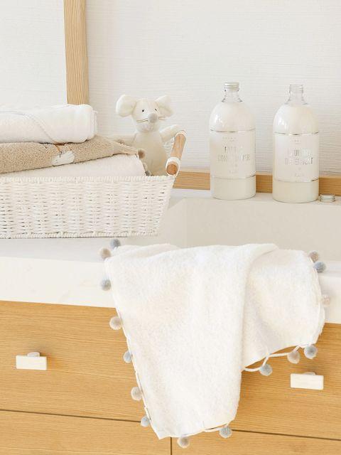 Product, White, Plastic bottle, Bottle, Home accessories, Beige, Clothes hanger, Paper, Plastic, Linens,