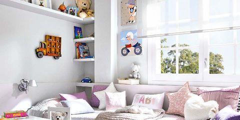 Room, Interior design, Textile, Wall, Floor, Home, Furniture, Linens, Flooring, Interior design,