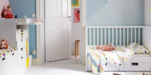 Muebles E Ideas Para Decorar El Dormitorio Del Bebe - Ideas-para-decorar-muebles