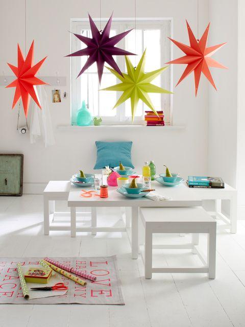 Room, Interior design, Floor, Interior design, Turquoise, Home, Orange, Home accessories, Teal, Aqua,
