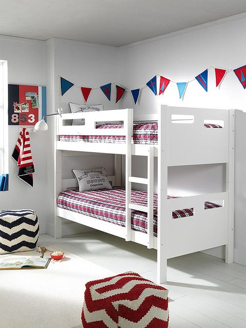 Room, Interior design, Bed, Product, Red, Textile, Wall, Bedding, Floor, Bedroom,