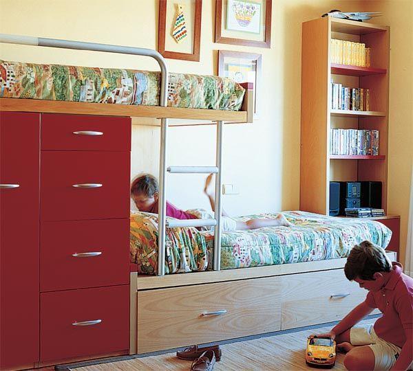 Ocho ideas para decorar un dormitorio infantil