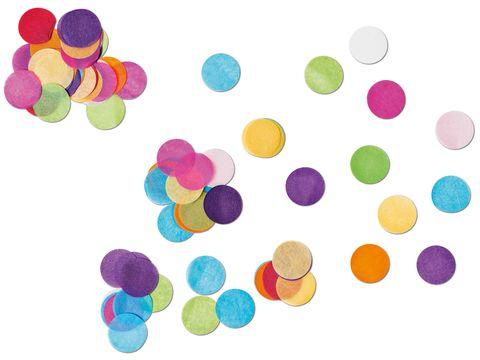 Confeti de colores, de Tiger