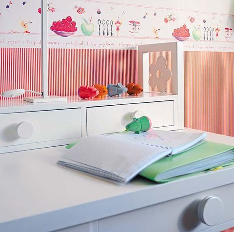 Product, Room, Interior design, Textile, Pink, Interior design, Peach, Stationery, Office equipment, Home accessories,