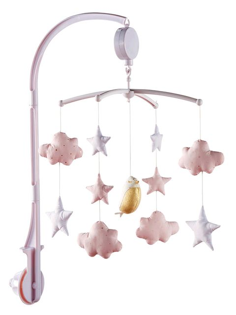 Product, Baby mobile, Baby toys, Baby Products, Lighting, Pink, Chandelier, Light fixture, Ceiling,