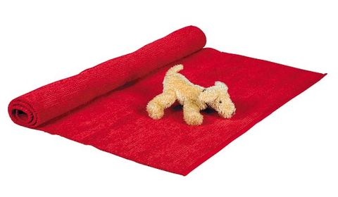 Textile, Toy, Stuffed toy, Bear, Water dog, Symbol, Home accessories, Teddy bear,
