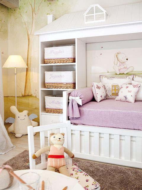 Room, Wood, Interior design, Home, White, Wall, Pink, Interior design, Shelving, Grey,