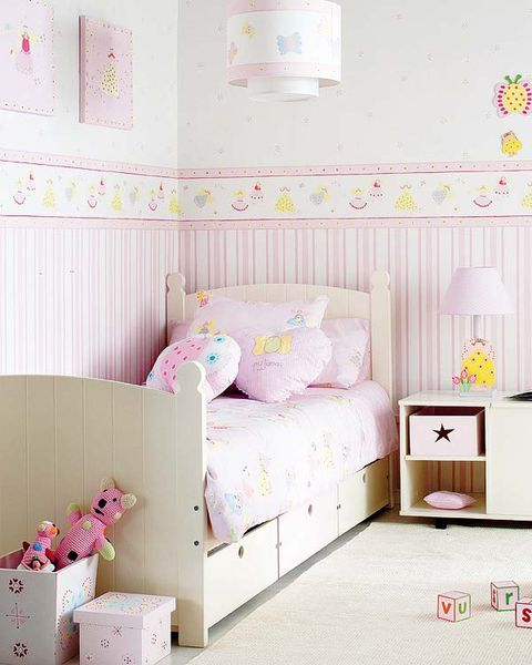 Habitaciones De Ensueño Dormitorios Decoracion De: Un Dormitorio De Ensueño Para Una Niña