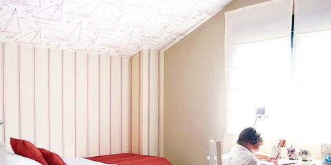 Bed, Room, Lighting, Interior design, Bedding, Furniture, Textile, Bed sheet, Bedroom, Linens,