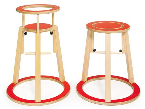 Product, Red, Bar stool, Furniture, Line, Orange, Maroon, Parallel, Material property, Circle,