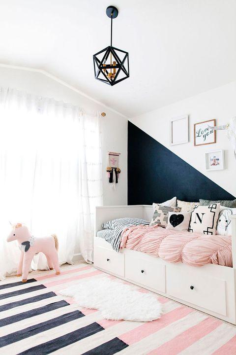 161 Pon Unicornios En Su Dormitorio