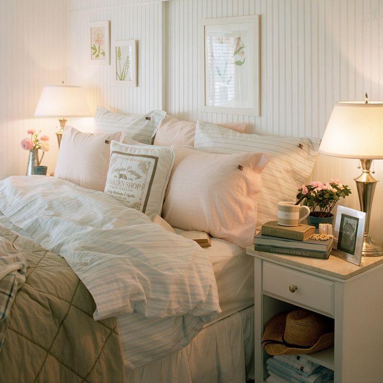 12 trucos para decorar el dormitorio