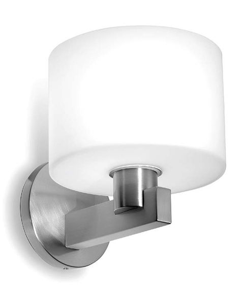 Product, Light, Lighting accessory, Steel, Silver, Security, Light fixture, Aluminium, Cylinder,