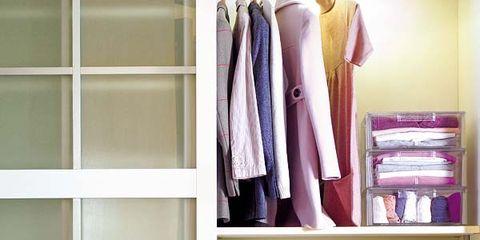 Clothes hanger, Fashion, Retail, Bag, Shoulder bag, Fashion design, Collection, Shelving, Shelf, Home accessories,