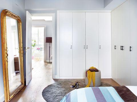 Floor, Room, Property, Flooring, Interior design, Wall, Door, Home door, Fixture, Ceiling,