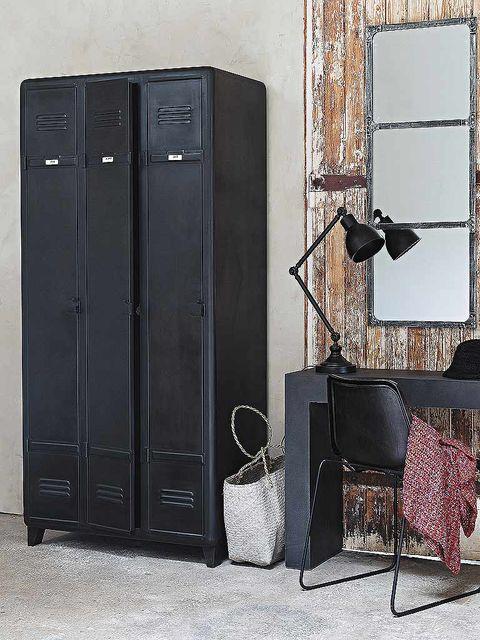 Armarios roperos para el dormitorio - Armarios de hierro ...