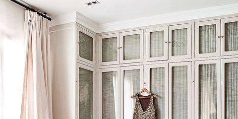 Interior design, Room, Textile, Floor, Interior design, Window treatment, Curtain, Window covering, Lamp, Molding,