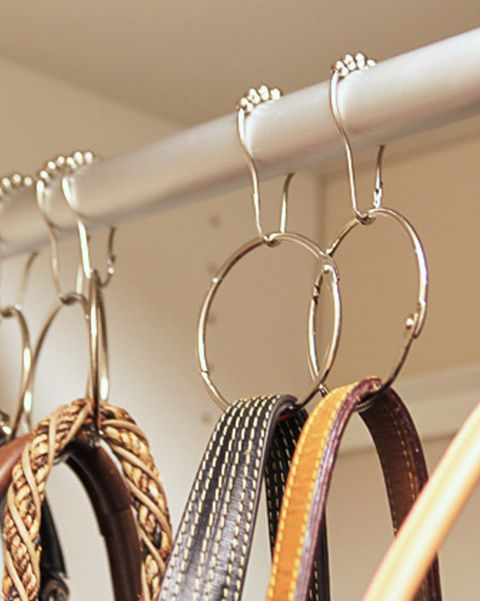 aros para colgar bolsos en el armario