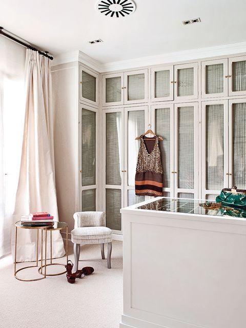 Room, Interior design, Floor, Ceiling, Interior design, Light fixture, Window treatment, Home, House, Curtain,