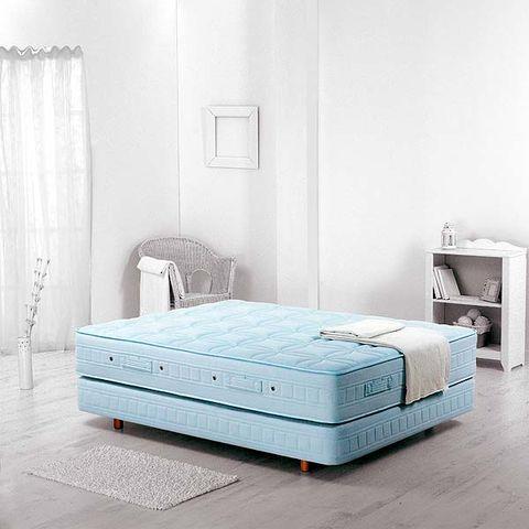 Product, Room, Interior design, Floor, Flooring, Linens, Bedding, Bed, Bed sheet, Teal,