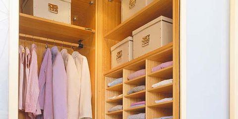 Wood, Room, Shelving, Shelf, Cupboard, Closet, Clothes hanger, Wardrobe, Hardwood, Plywood,