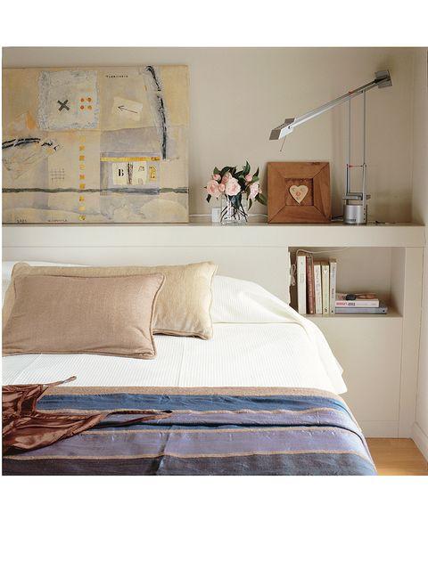Trucos para dormitorios pequeños