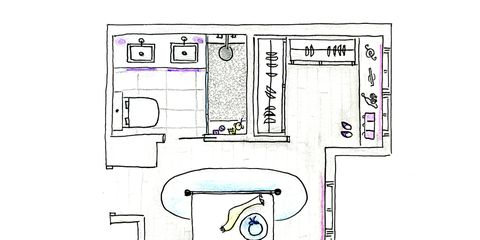 White, Line, Parallel, Plan, Schematic, Rectangle, Diagram, Drawing, Illustration, Technical drawing,