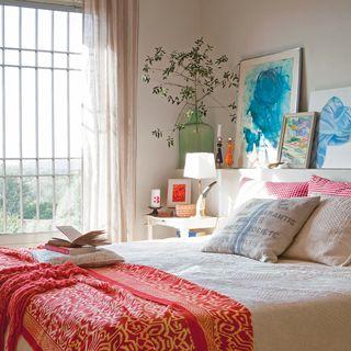 Seis dormitorios para una dama - Dormitorio con encanto ...
