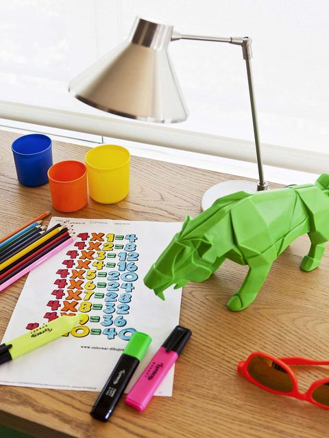 Writing implement, Stationery, Colorfulness, Office supplies, Plastic, Paper product, Toy, Paint, Office instrument, Animal figure,