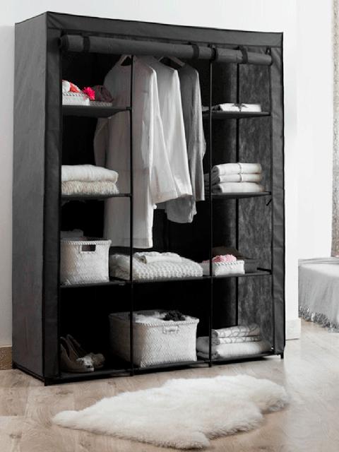 Room, Shelving, Shelf, Wall, Furniture, Floor, Closet, Linens, Grey, Wardrobe,