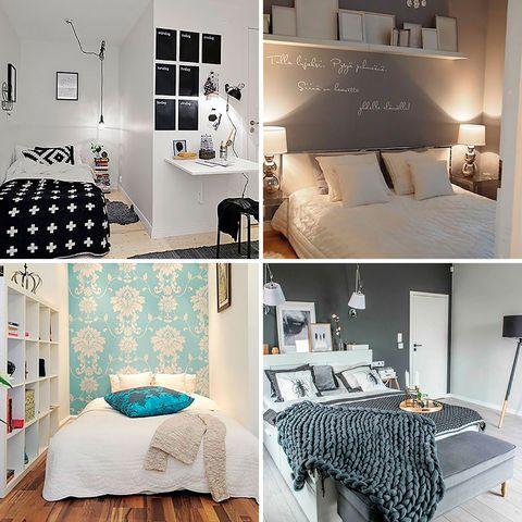 Dormitorios muebles e ideas para decorar tu dormitorio o - Sillones pequenos para dormitorios ...