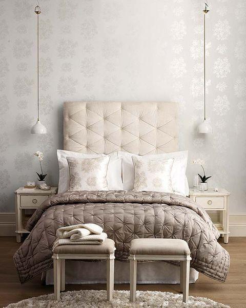 Lamparas Decorativas Para El Dormitorio - Lmparas-dormitorio
