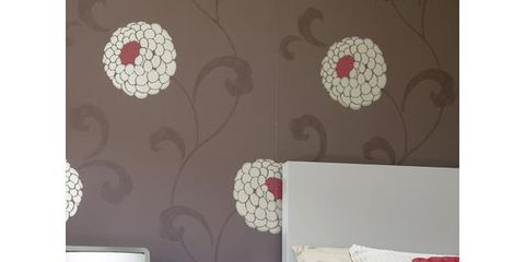 Room, Interior design, Textile, Wall, Lamp, Home, Throw pillow, Interior design, Pillow, Linens,