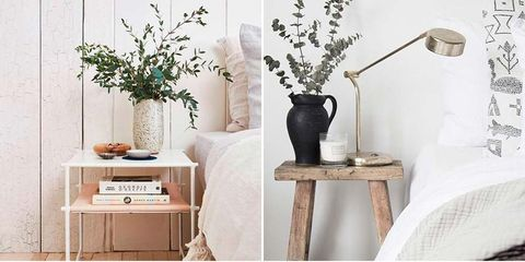 White, Furniture, Room, Interior design, Table, Home, Plant, Branch, Twig, Houseplant,