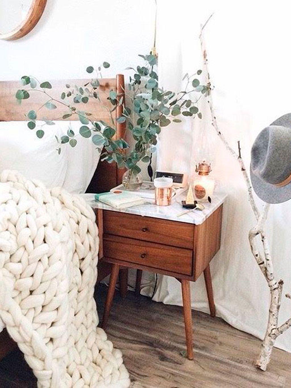 20 Mesitas De Noche Para El Dormitorio