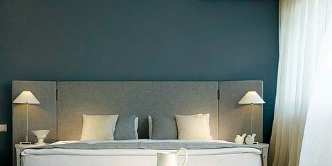 Room, Interior design, Product, Property, Lampshade, Textile, Wall, Floor, Furniture, Bedding,