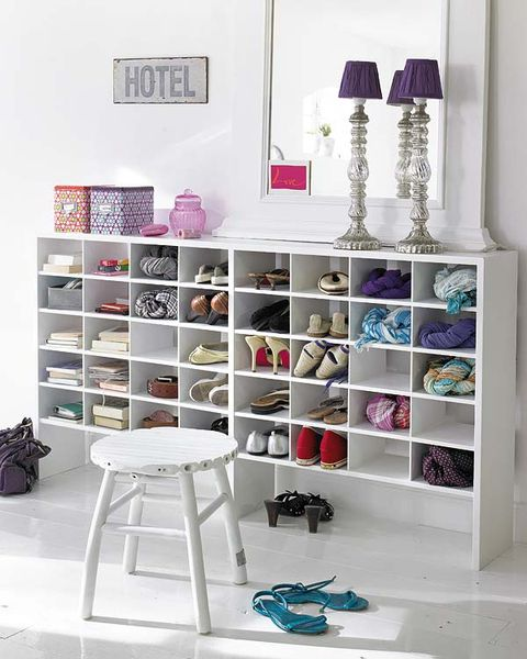 Shelf, Furniture, Shelving, Room, Interior design, Material property, Table, Desk, Display case, Bookcase,