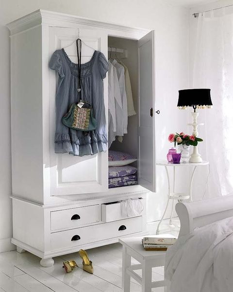Room, Interior design, Clothes hanger, Floor, Interior design, Grey, Home, Cabinetry, Lavender, Drawer,
