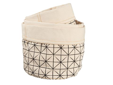 Khaki, Beige, Home accessories, Rectangle, Tan, Natural material, Storage basket, Wicker, Packing materials, Basket,