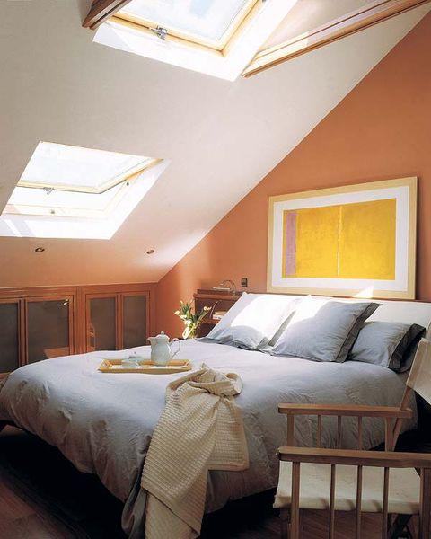 Wood, Lighting, Room, Interior design, Yellow, Floor, Property, Wall, Textile, Ceiling,