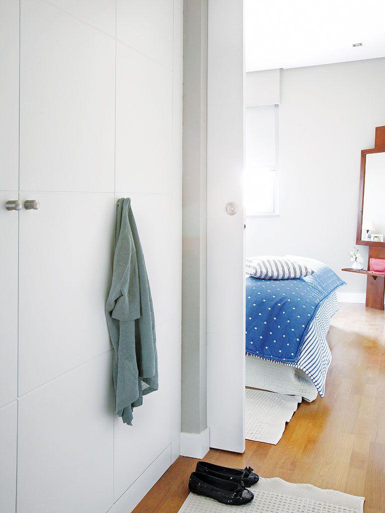 Armario poco fondo para pasillo great a combinar colores tan potentes como el morado y el rojo - Armario poco fondo para pasillo ...