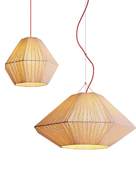 Line, Amber, Lighting accessory, Beige, Light fixture, Peach, Natural material, Home accessories,