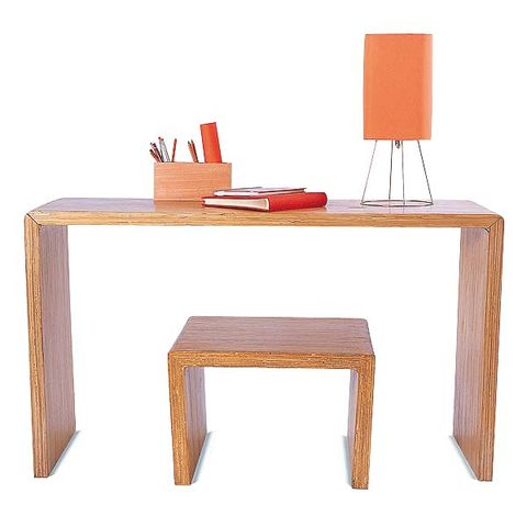 Wood, Table, Furniture, Line, Rectangle, Tan, Wood stain, Desk, Peach, Still life photography,