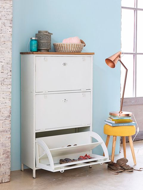 Cabinetry, Teal, Chest of drawers, Peach, Drawer, Turquoise, Hardwood, Aqua, Household supply, Dresser,